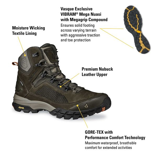 Talus XT GTX Product image - view 7
